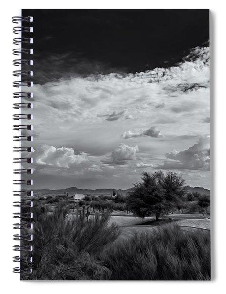 Valley Daydream Spiral Notebook
