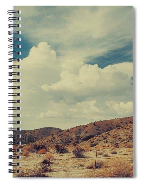Vast Spiral Notebook