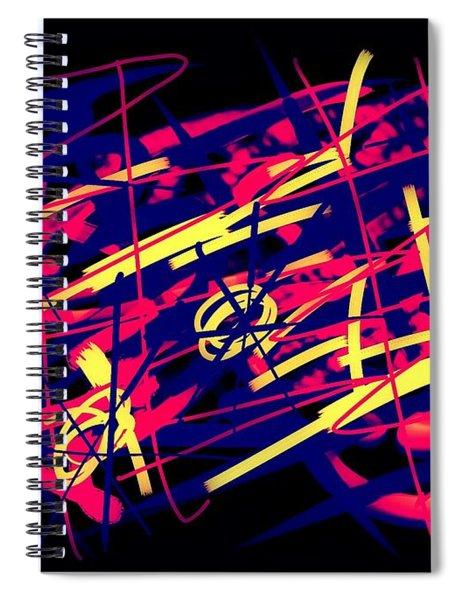 Vegas Delight Spiral Notebook