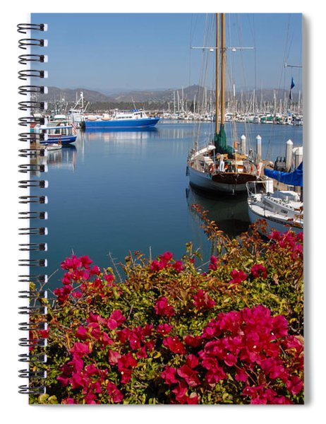 Ventura Harbor Spiral Notebook