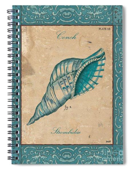 Verde Mare 2 Spiral Notebook