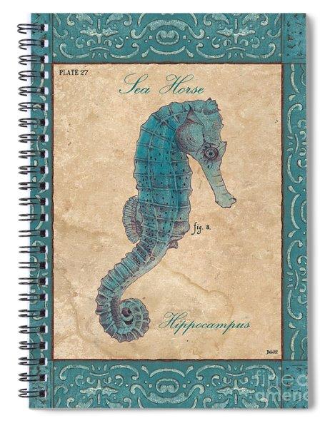 Verde Mare 3 Spiral Notebook
