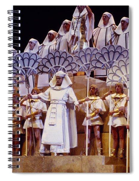 Verdi Aida Spiral Notebook