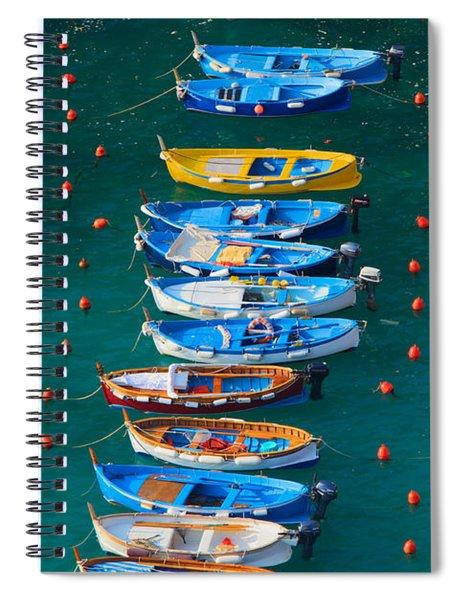 Vernazza Armada Spiral Notebook