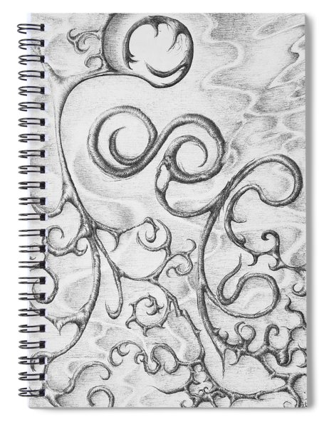 Vertigo Spiral Notebook