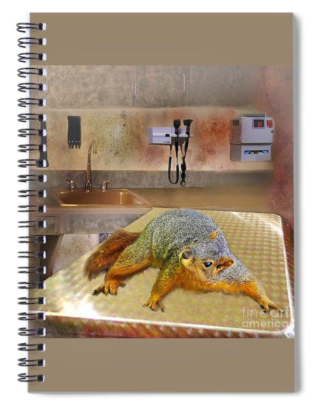 Vet Office Spiral Notebook