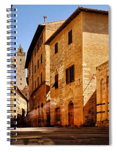 Via San Giovanni Spiral Notebook