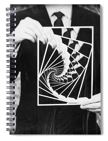 Vicious Circle Spiral Notebook