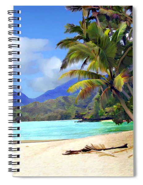 View From Waicocos Spiral Notebook