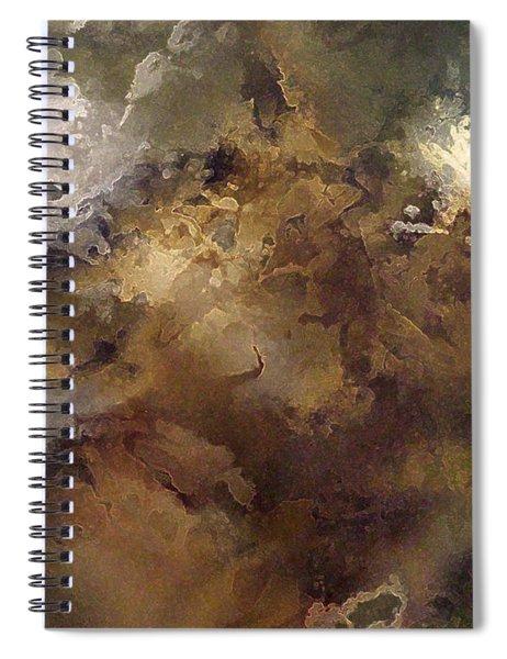 Viii - Dwarven Spiral Notebook