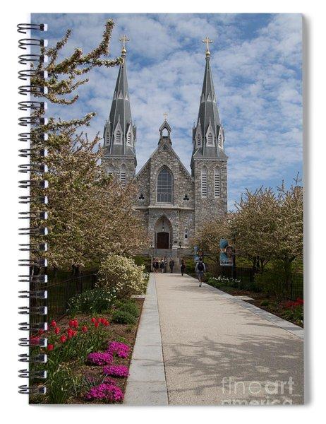 Villanova University Main Chapel  Spiral Notebook