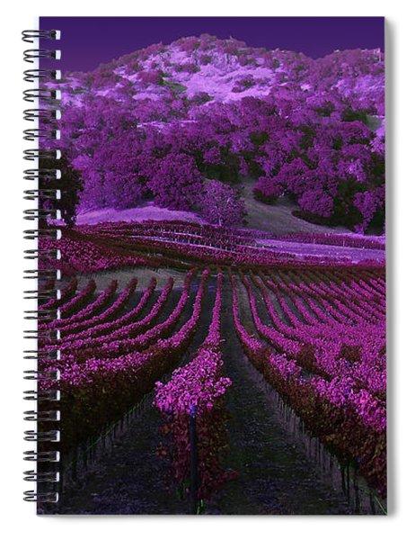 Vineyard 41 Spiral Notebook