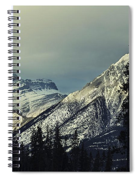 Visions Prelude Spiral Notebook