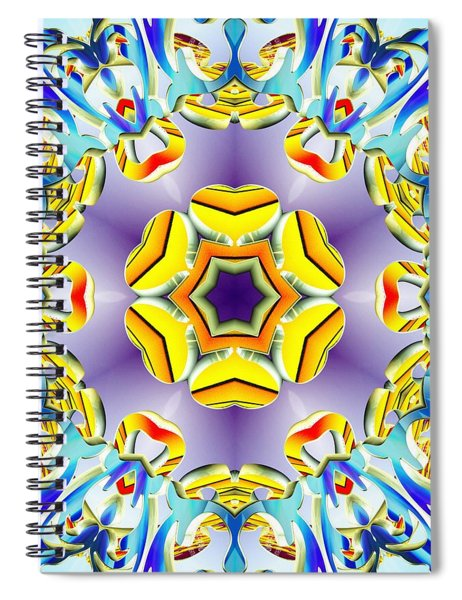Vivid Expansion Spiral Notebook