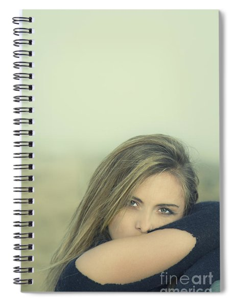 Voice Of My Silence Spiral Notebook