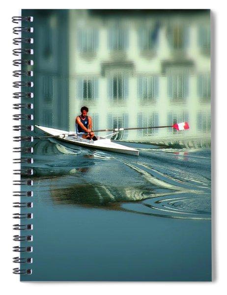 Volo A Vela  Spiral Notebook
