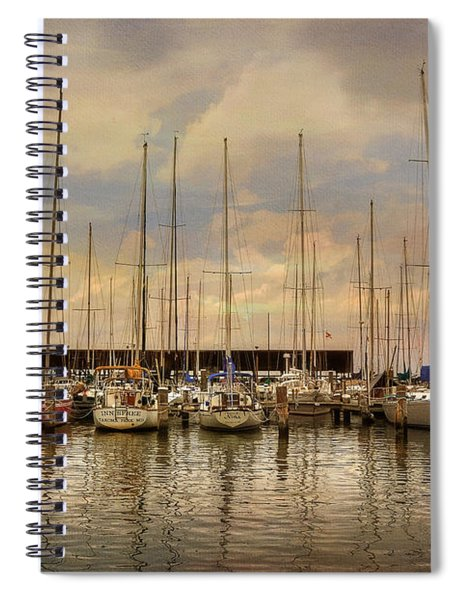Waiting For The Weekend Spiral Notebook