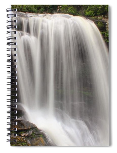 Walk Under A River Spiral Notebook