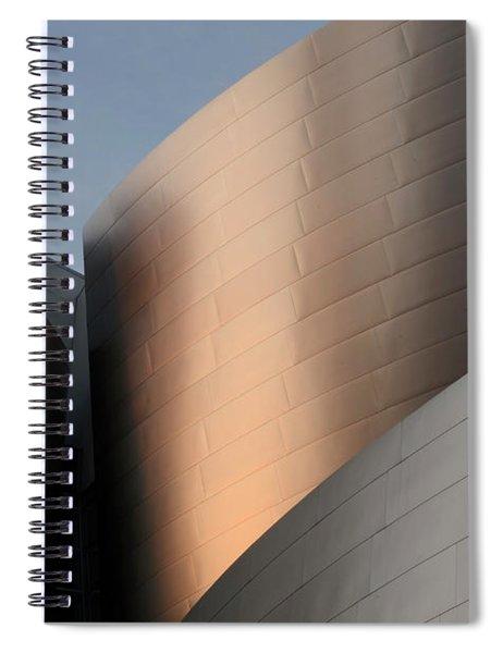 Walt Disney Concert Hall 15 Spiral Notebook