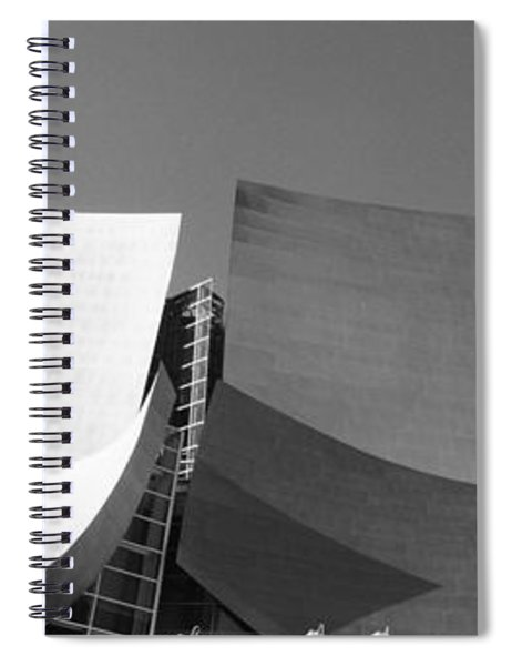 Walt Disney Concert Hall, Los Angeles Spiral Notebook