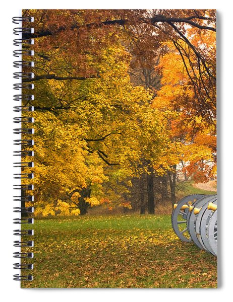 War And Peace Spiral Notebook