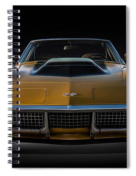 War Bonnet Spiral Notebook