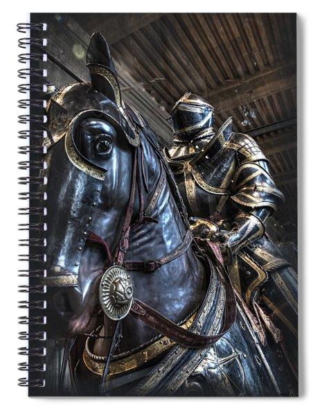 War Horse Spiral Notebook