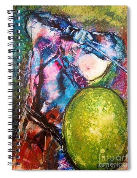 Warrior Spiral Notebook