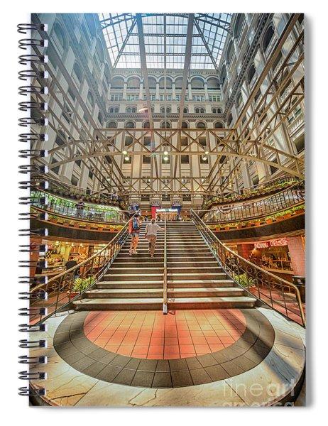 Washington Post Spiral Notebook