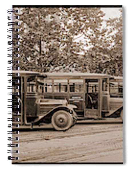 Washington Railway And Electric Company Spiral Notebook