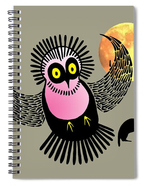 Wasis First Hunt Spiral Notebook