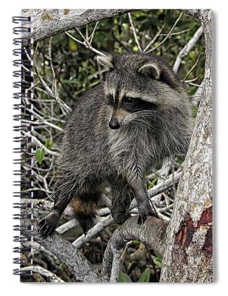 Watch Duty Spiral Notebook