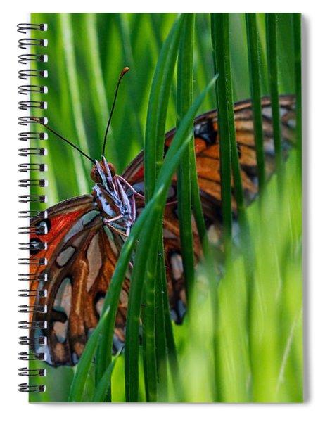 Watching Me Spiral Notebook