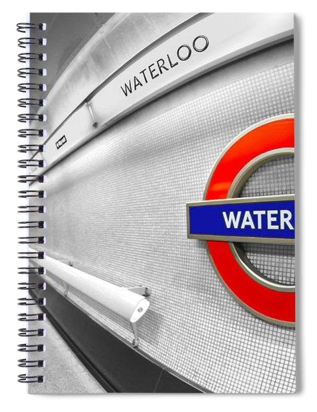 Waterloo Spiral Notebook