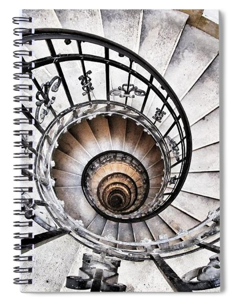 Way To Hell? Spiral Notebook