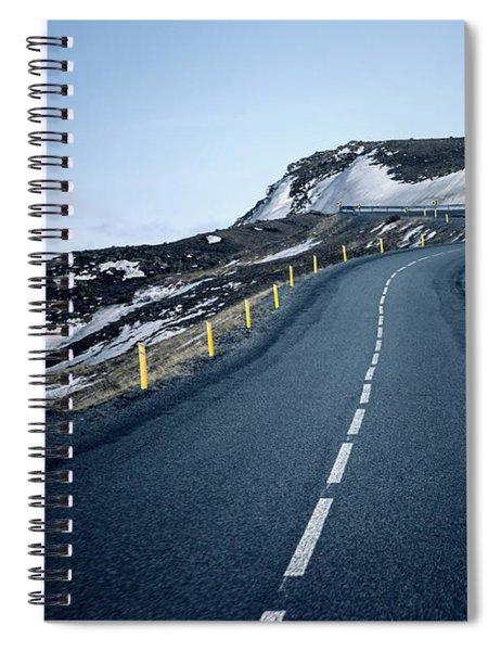Way Up Spiral Notebook