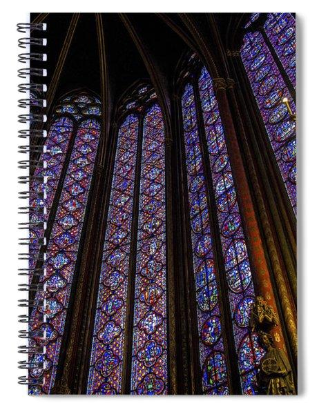We Will Always Have Paris Spiral Notebook