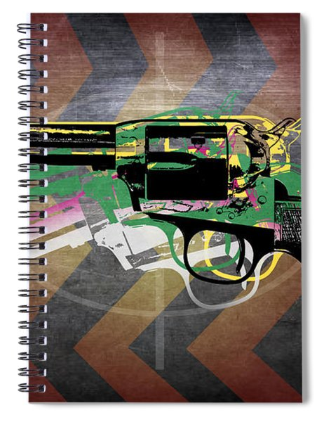 Weapons  Spiral Notebook