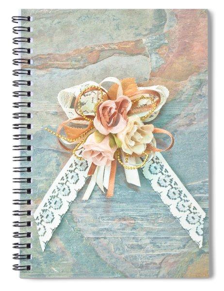 Wedding Decoration Spiral Notebook