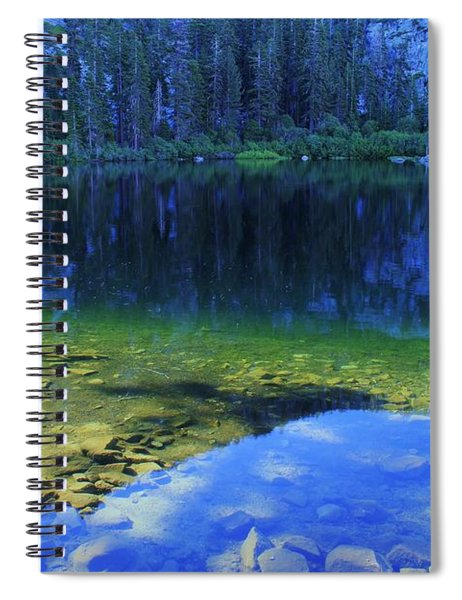 Welcome To Eagle Lake Spiral Notebook