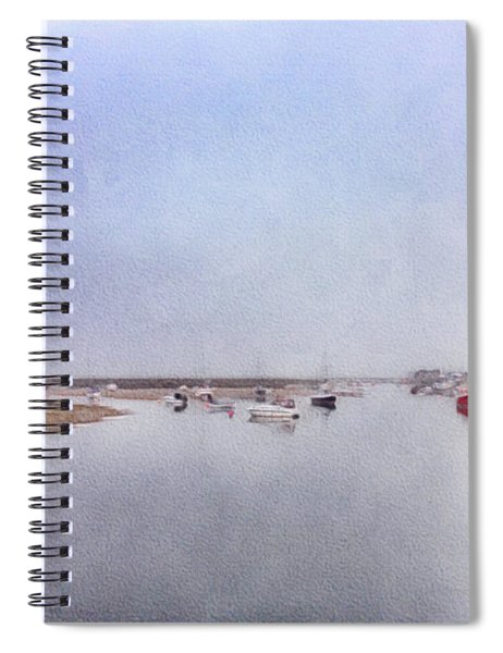 Wells Next The Sea Norfolk Uk Spiral Notebook