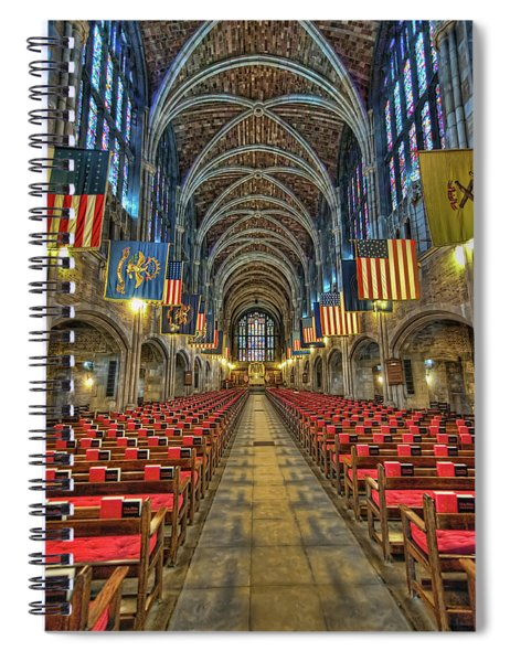 West Point Cadet Chapel Spiral Notebook