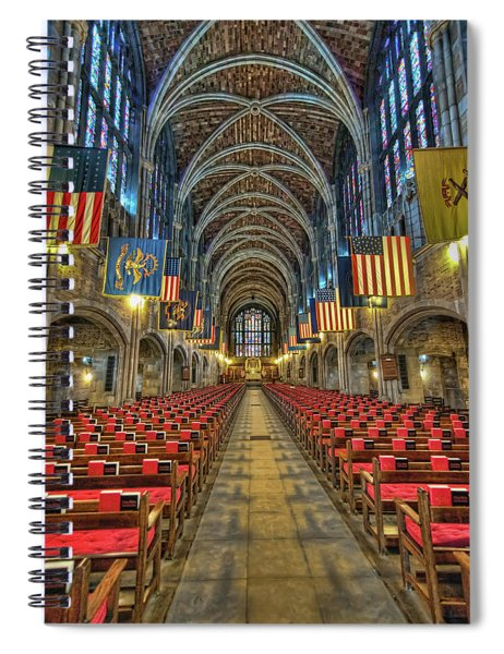 West Point Cadet Chapel Spiral Notebook