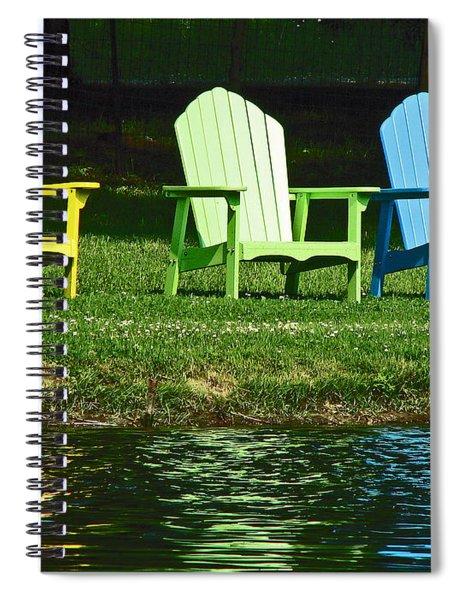Westchester Adirondacks Spiral Notebook
