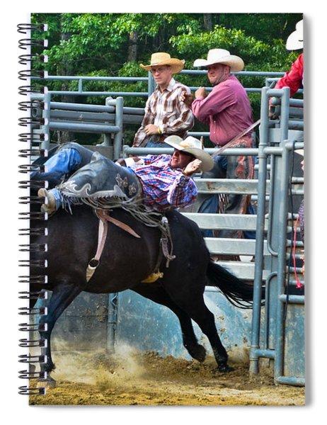 Western Cowboy Spiral Notebook