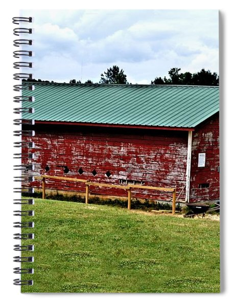 Westminster Stable Spiral Notebook