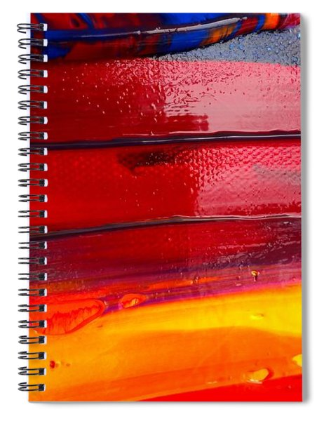 Wet Paint 123 Spiral Notebook