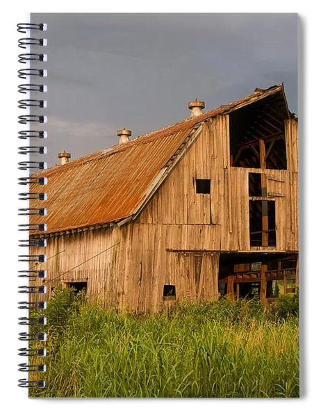 What Happened To The American Dream Spiral Notebook