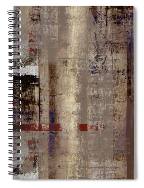 What Remains Spiral Notebook