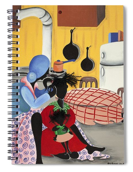 What's Cooking Spiral Notebook